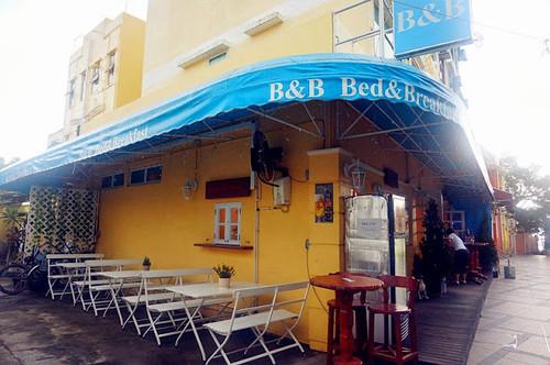 B&B歐美式渡假旅館