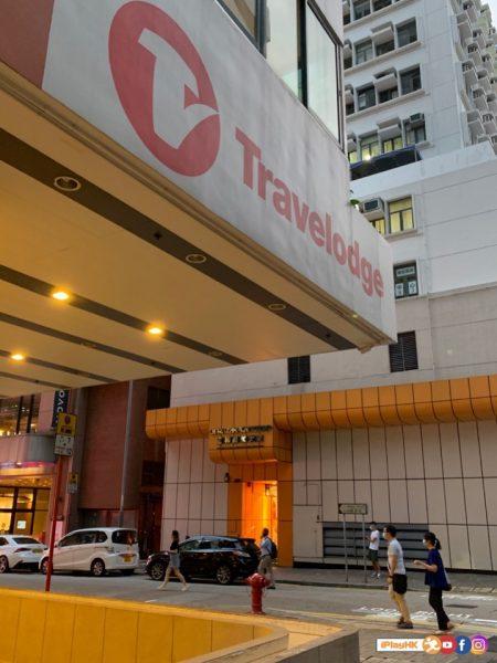 Travelodge Kowloon