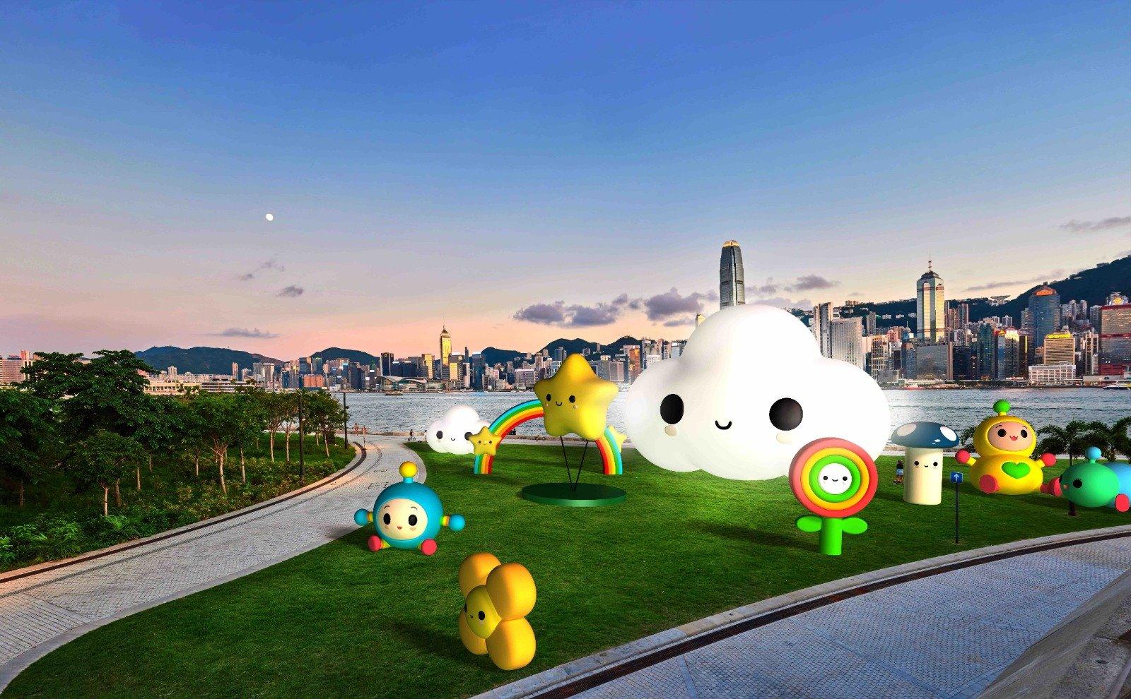 [西九龍] 旅發局 x FriendsWithYou -「香港.大城小區」文藝遊!